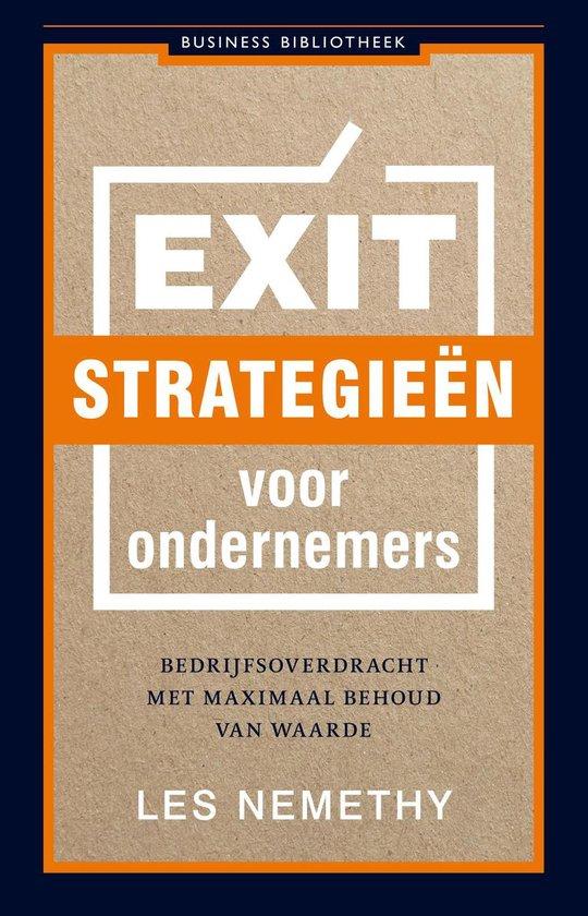 Exitstrategieen voor ondernemers - Les Nemethy |