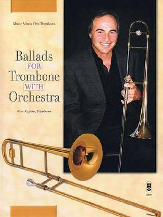 Ballads for Trombone with Orchestra