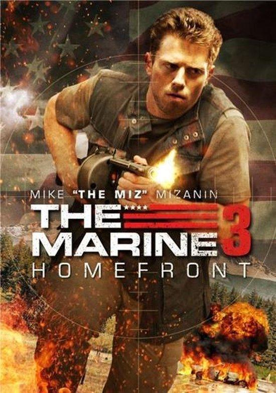 Cover van de film 'The Marine 3: Homefront'
