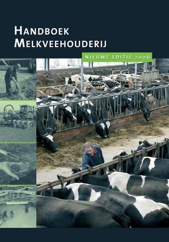 Boek cover Handboek voor de melkveehouderij van Klaas Blanken (Paperback)