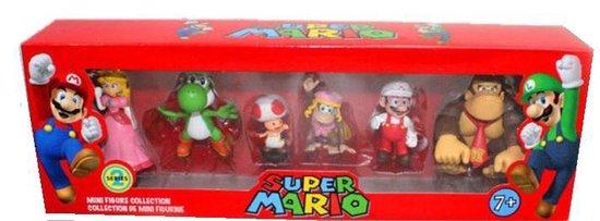 NINTENDO  mini figuren serie 3 - Super Mario