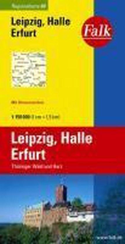 Falk 9 Leipzig, Halle, Erfurt
