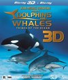 Dolphins And Whales - Tribes Of The Ocean (3D+2D Blu-Ray)