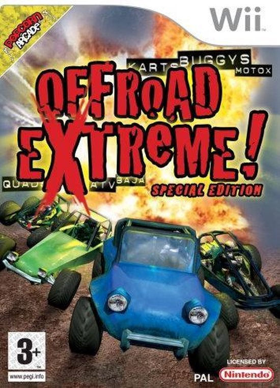 Offroad Extreme (DE) (WII)