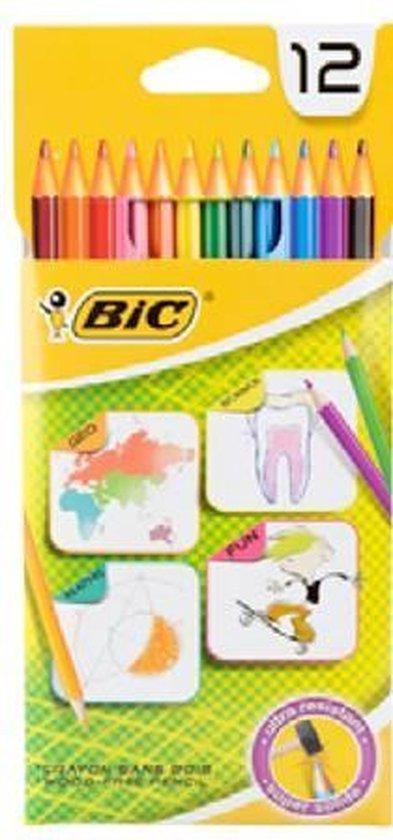 Afbeelding van BIC Kleurpotloden - 12 stuks