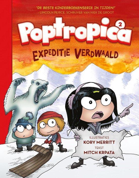 Poptropica 2 - Expeditie verdwaald - Kory Merritt |