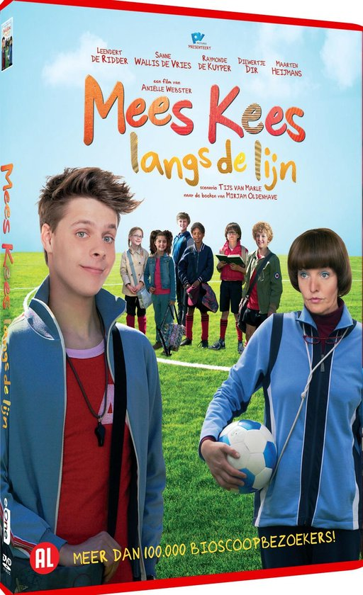 Mees Kees Langs de Lijn - Movie