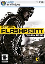 Operation Flashpoint Dragon Rising Windows CD Rom