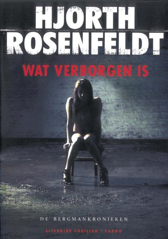 Wat Verborgen Is - Hjörth Rosenfeldt  