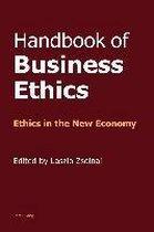 Boek cover Handbook of Business Ethics van Laszlo Zsolnai