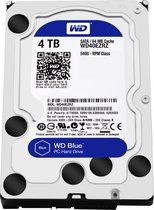 Western Digital Blue - Interne harde schijf - 4 TB