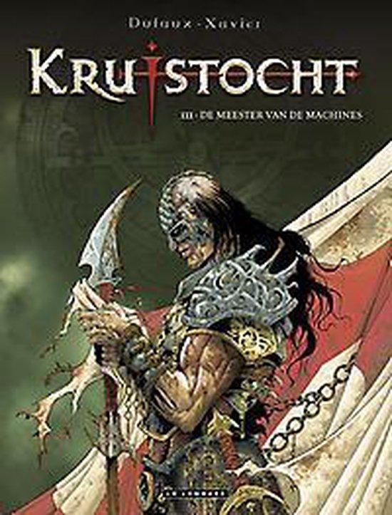 Cover van het boek 'Kruistocht / 03. De Meester Van De Machines'