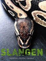 Slangen /soorten, feiten, gedrag