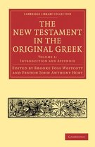 Boek cover The The New Testament in the Original Greek 2 Volume Paperback Set The New Testament in the Original Greek van Westcott, Brooke Foss