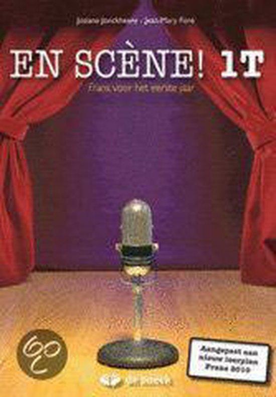 En scène! 1t - leerwerkboek - Jonckheere |
