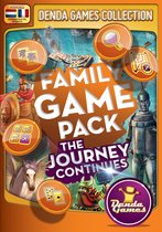 Family Game Pack - The Journey Continues