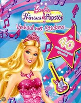 Barbie popster stickerboek