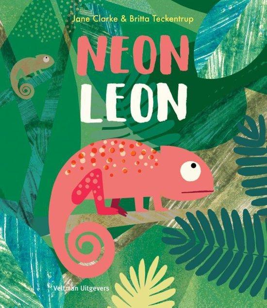 Neon Leon - Jane Clarke | Readingchampions.org.uk