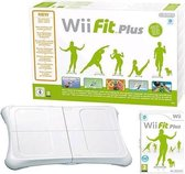 Nintendo Wii Fit Plus + Balance Board - Wit (Wii)