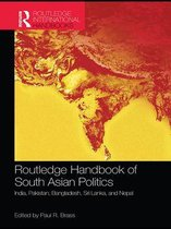 Routledge Handbook of South Asian Politics