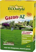 ECOstyle Gazon-AZ - 2 kg - gazonmeststof voor 20 m2