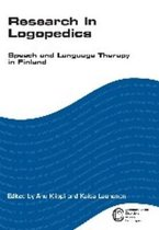Research in Logopedics