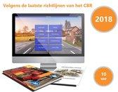 Scooter Theorieboek Rijbewijs B 2019 met 10 uur online Examentraining  en Samenvatting