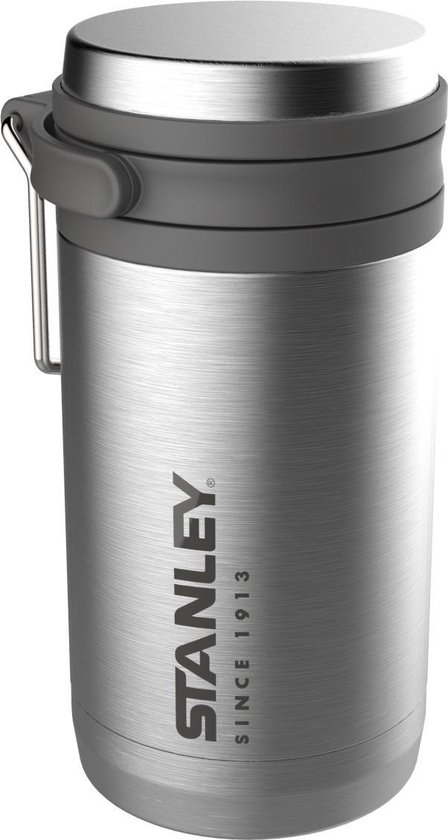 Stanley Mountain Vacuum Trail Mug Thermosfles - 354 ml - RVS - Stainlees Steel - STANLEY