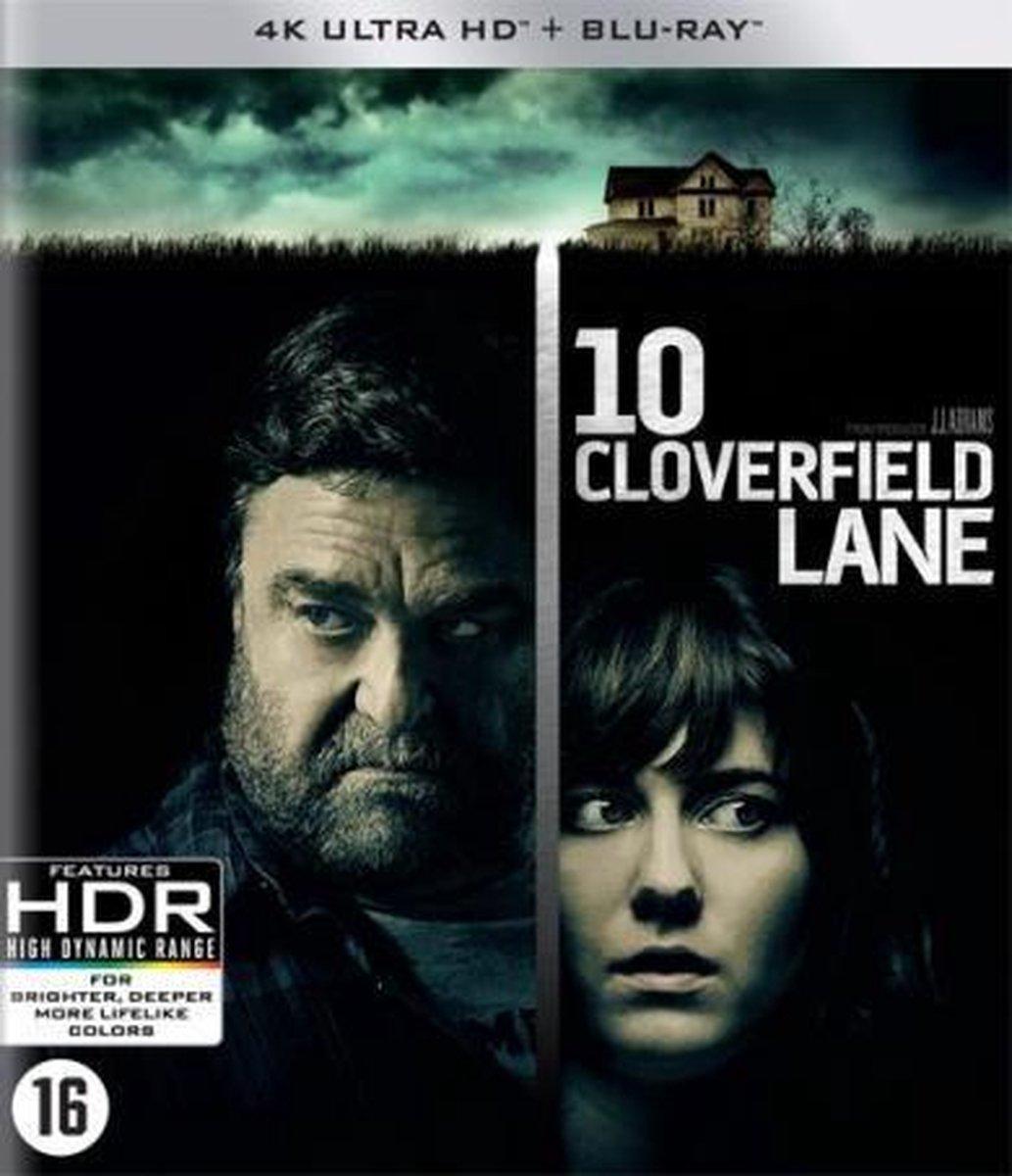 10 Cloverfield Lane (4K Ultra HD Blu-ray)-