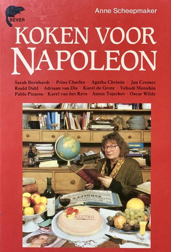 Koken voor Napoleon - Anne Scheepmaker pdf epub