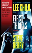 Omslag First Thrills: Volume 3