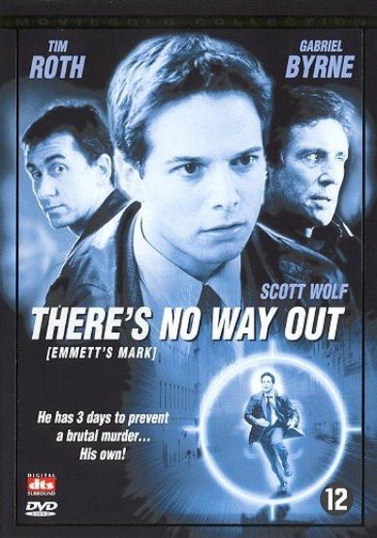 Cover van de film 'No Way Out'