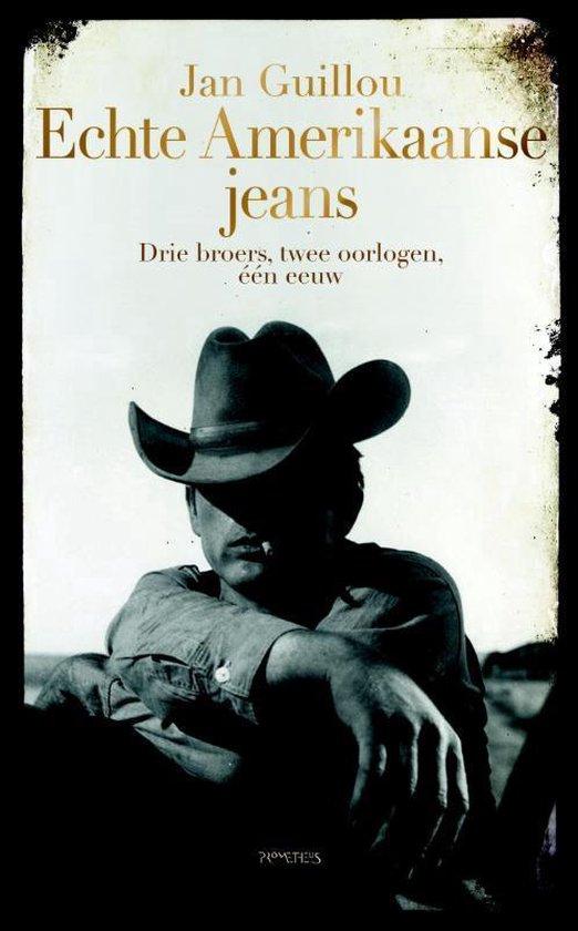 Echte Amerikaanse jeans - Jan Guillou |