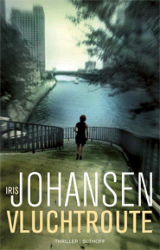 Vluchtroute - Iris Johansen  