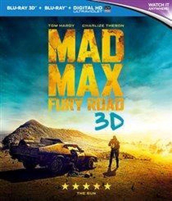 Mad Max: Fury Road (3D Blu-ray) (Import)