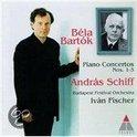 Bartok: Piano Concertos 1-3 / Schiff, Fischer, Budapest FO