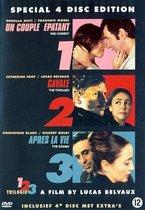 Lucas Belvaux Trilogie (3DVD)