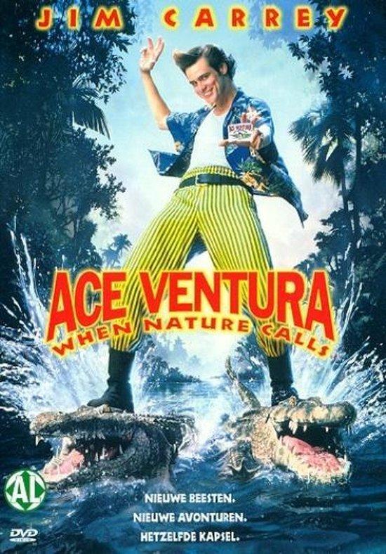 Cover van de film 'Ace Ventura 2 -  When Nature Calls'