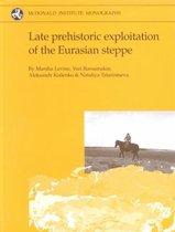 Late prehistoric exploitation of the Eurasian steppe