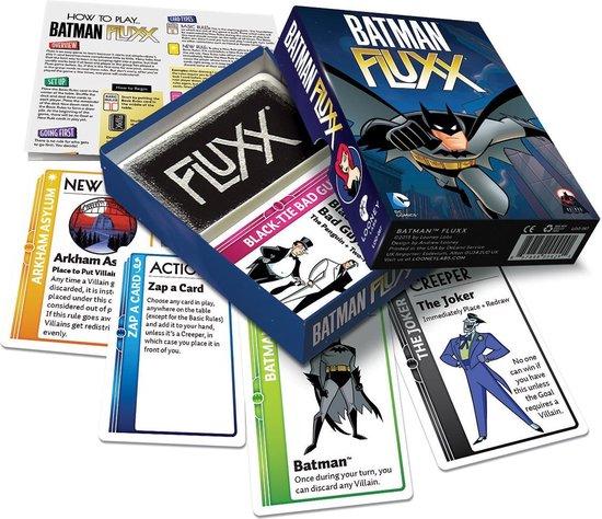 Batman Fluxx kaartspel