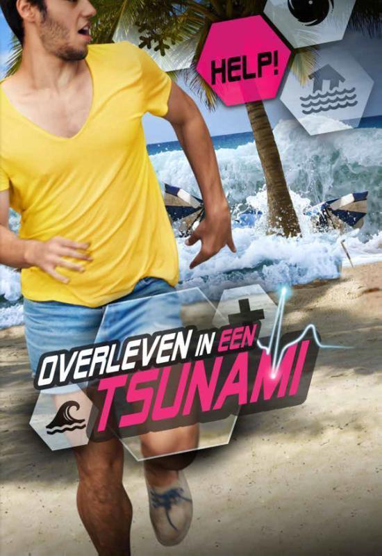 Boek cover Help!  -   Overleven in een tsunami van Patrick Perish (Hardcover)