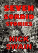 Omslag Seven Sordid Stories