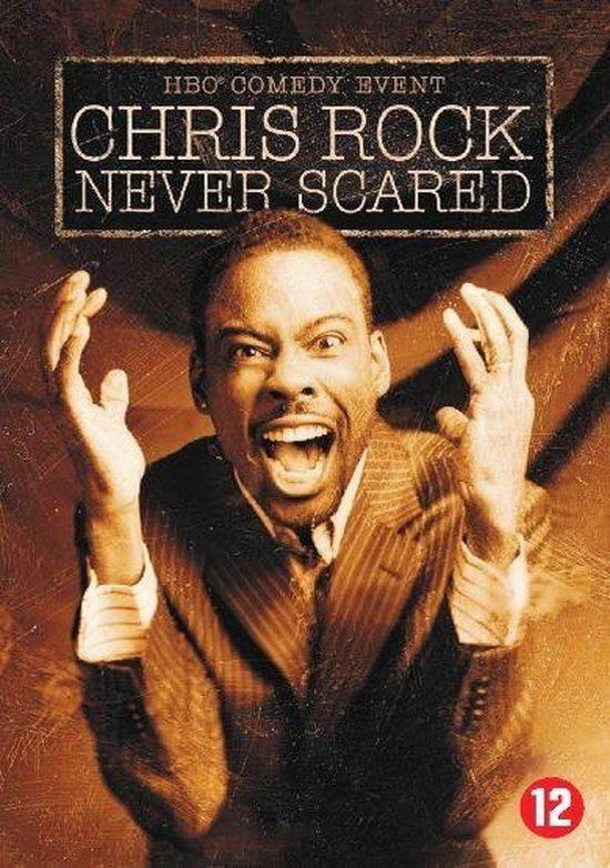 Cover van de film 'Chris Rock - Never Scared'