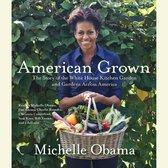 Boekomslag van 'American Grown'