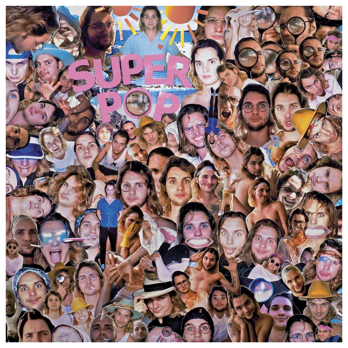 Super Pop (LP) - Jett Rebel