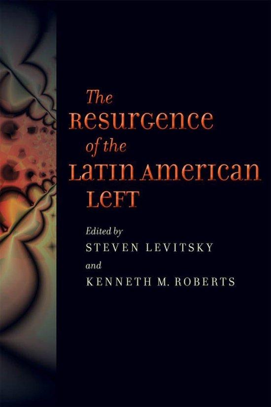 Boek cover The Resurgence of the Latin American Left van Steven Levitsky (Onbekend)