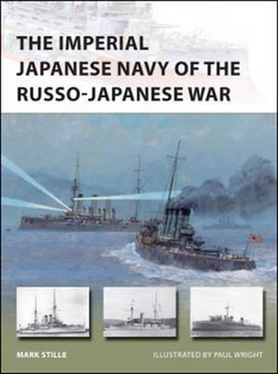 Afbeelding van The Imperial Japanese Navy of the Russo-Japanese War