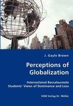 Perceptions of Globalization
