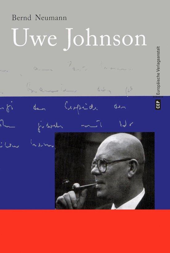 Boek cover Uwe Johnson van Bernd Neumann (Onbekend)