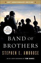 Boek cover Band of Brothers van Ambrose s (Onbekend)